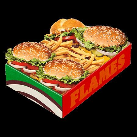 King Box Beef Dla 4 Osób